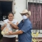 SE HIZO LA ENTREGA DE RACIONES ALIMENTICIAS EN TODAS LAS COMUNAS RIBEREÑAS
